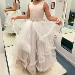 Last one! Flower Girl Ballgown
